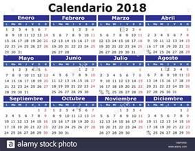 Calendario 2018 Editable 2018 Vector Calendar In Easy For Edit And Apply