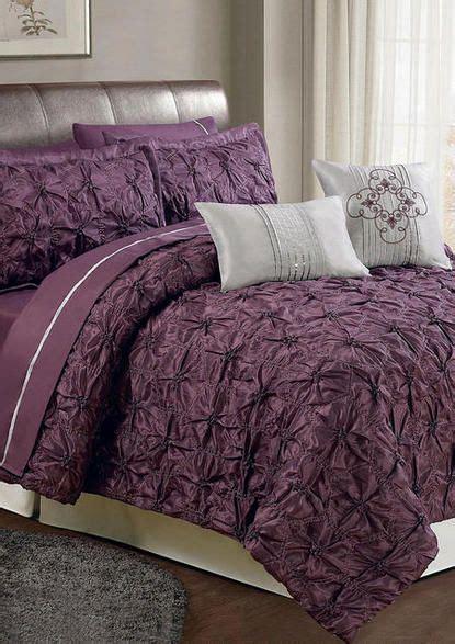 plum purple comforter 40 best my purple bedding images on pinterest bedrooms
