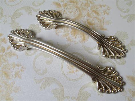Vintage Wardrobe Handles by Dresser Pull Drawer Handles Pulls Antique Silver Wardrobe