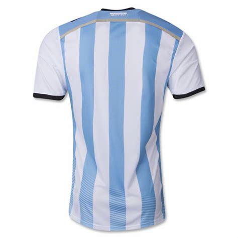 Kaos United Putih 01 kaos bola argentina home piala dunia 2014