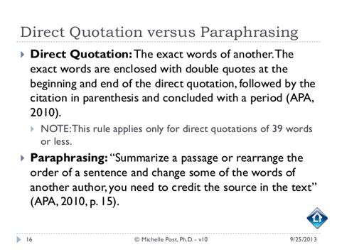 apa reference book quote apa 6th ed tutorial v10