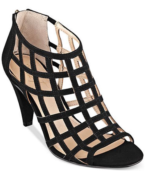 macy s basketball shoes marc fisher philo caged sandals shoes macy s