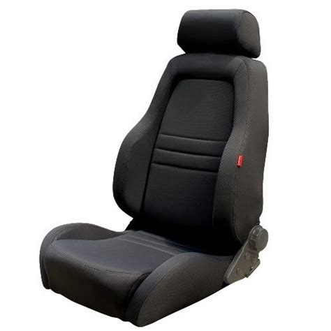 Sports Recliner by Autotecnica Adventurer Recliner Sports Seat