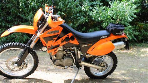 Ktm 640 Enduro Ktm 640 Lc4 Enduro 2004