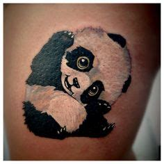 tattoo panda significato very cute baby panda tattoo design simple small panda