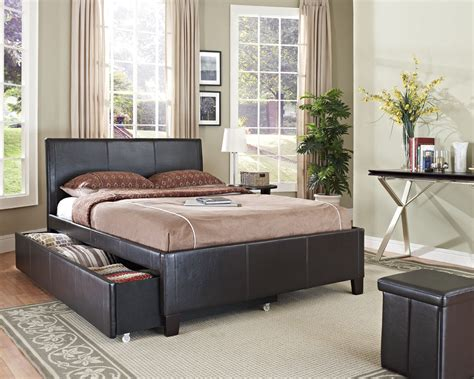 trundle queen bed 93960 new york trundle beds