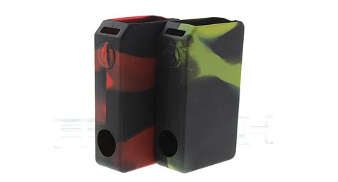 2 17 protective silicone sleeve for tesla invader iii 240w mod 2 pieces 2 pack ships