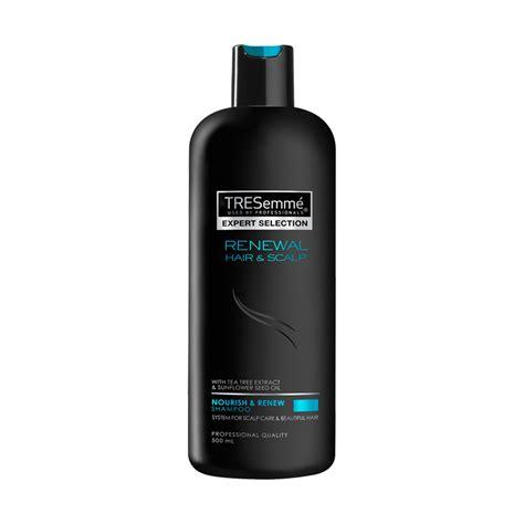 Shoo Tresemme Scalp Care tresemm 233 renewal hair and scalp shoo