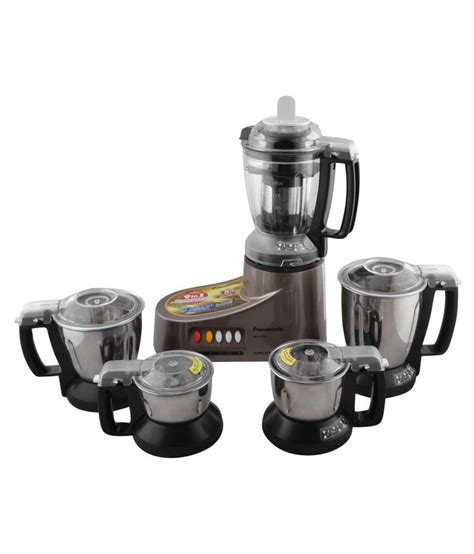 Mixer Panasonic panasonic mx ac555 550 w 5 jar mixer grinder mx ac555 mxac555 available at snapdeal for rs 5219