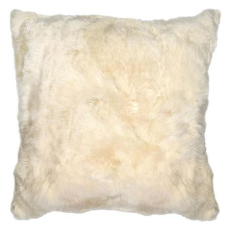 Alpaca Fur Pillows by Roberta Peruvian Alpaca Fur Pillow 20x20 Kathy