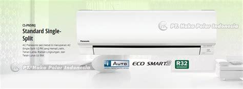 Ac Panasonic Eco Smart harga jual ac panasonic cs pn5skj 1 2 pk split standard