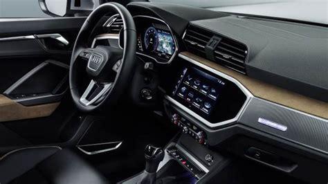 Audi Q3 Kofferraumvolumen by Audi Q3 2019 Abmessungen Kofferraumvolumen Und Innenraum