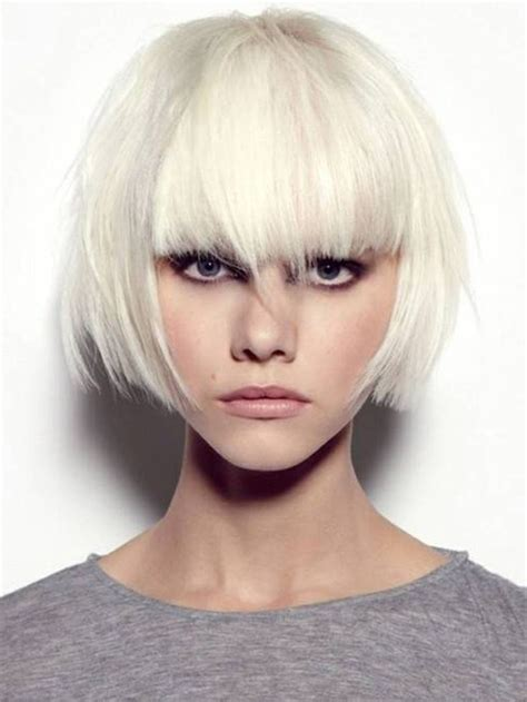 hairstyles if silver white 73 best silver white hair images on pinterest