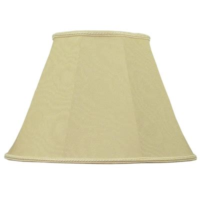 Empire L Shades by Empire Candle Shade 6 Quot Oyster Moire Imperial Lighting