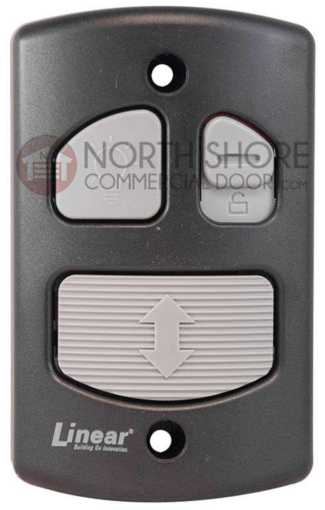 10 Pin Garage Door Opener by Linear Hae00001 3 Button Wall Station