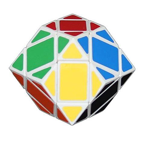Skewb Cube lanlan 174 skewb 12 side cube white import it all