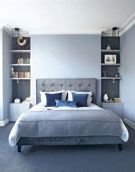 grey blue bedroom 25 best ideas about blue bedrooms on blue