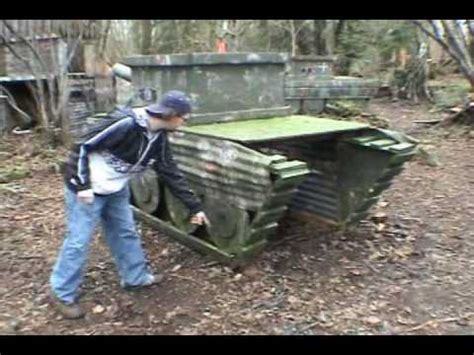 backyard battles worlds best backyard paintball field
