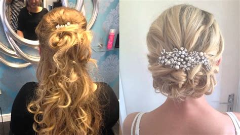 Wedding Hairstyles Kent wedding guest hair updos with fringe hairdresser longfield