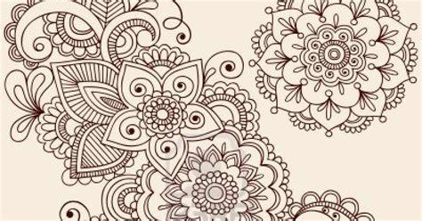 christian henna tattoo designs mandala madness a cool floral mandala to color
