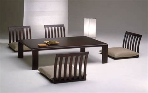 asian style dining room furniture japanese dining room furniture for a minimalist japanese
