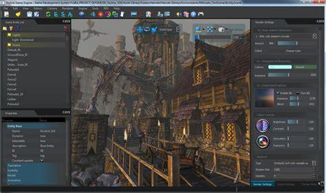 best game engine to mod skyline game engine image mod db