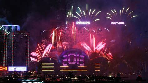 hong kong new year mp3 happy new year how revellers saw in 2013 around the world
