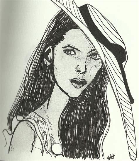 kerrylaurenh pen drawings not very good