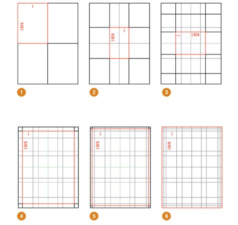 layout grid layout different grids for magazine layout louispoh