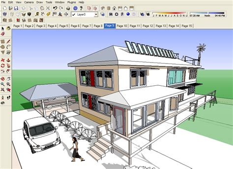 sketchup tutorial pdf download free sketchup freewaregenius com