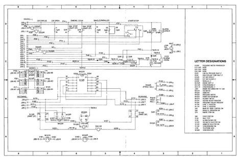 wiring diagram for a 3 phase generator wiring diagram