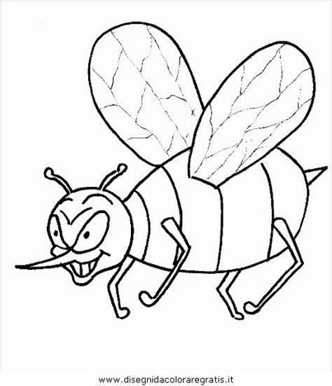 imagenes de animales aereos para colorear disegno insetto 97 animali da colorare