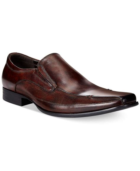 kenneth cole mens shoes kenneth cole reaction s review loafers in brown