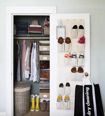 organized small closet bedroom closet organization ideas