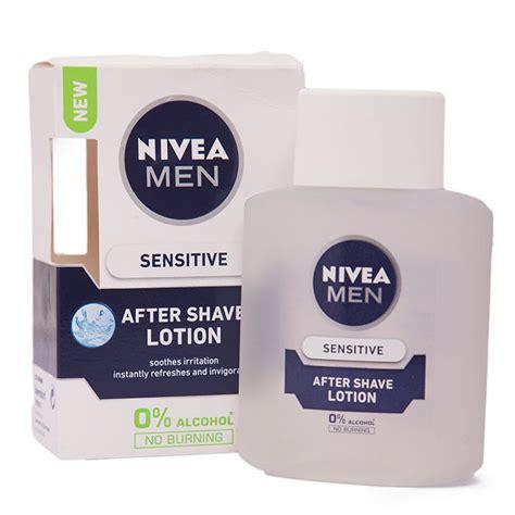 Nivea Sensitive Lotion Review buy nivea sensitive after shave lotion 100 ml with 0