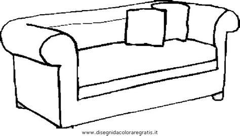 disegno divano disegno poltrona 93 da colorare
