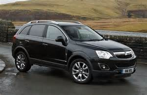 Vauxhall Antara Reviews Vauxhall Antara 2007 Car Review Honest