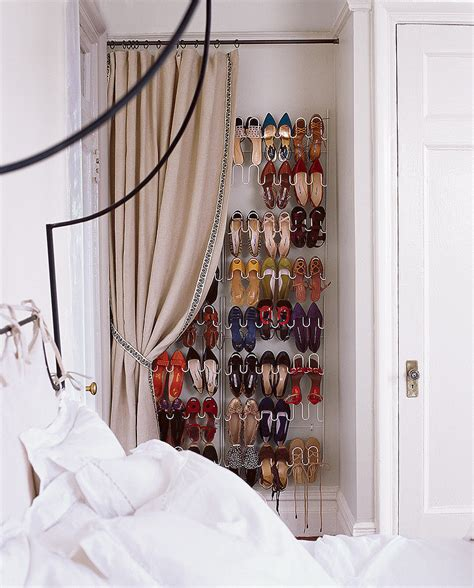 Create Closet Space by Create Closet Space Tiny Tricks That Add Storage Popsugar Home