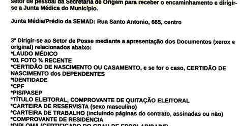 aprovados no concurso de agente comunitario de saude de ananindeua 2016 cosmo mariz mais agentes de sa 218 de aprovados no concurso