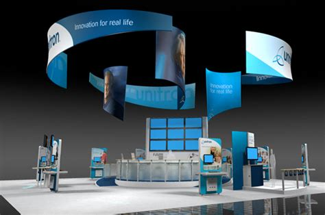 booth graphic design inspiration booth design inspiration unitron