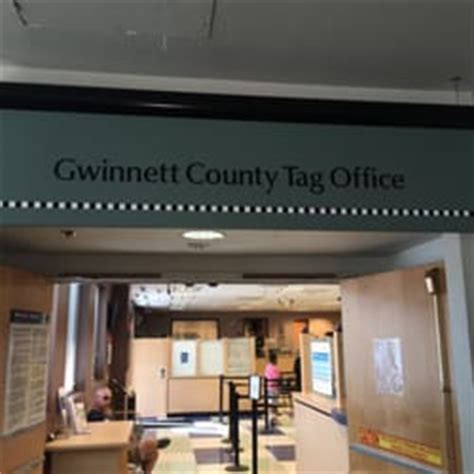 County Tag Office by Gwinnett County Tag Office Norcross Departamentos De