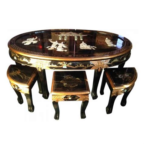 chinees salontafel chinoiserie classical chinese furniture in black