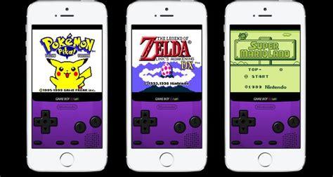 gameboy color emulator iphone gba4ios 2 boy spiele auf iphone mit ios 7