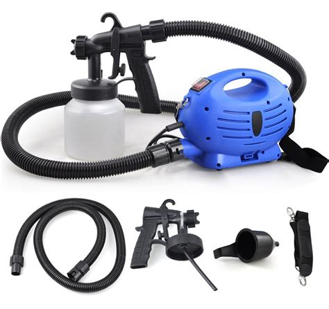 Interior Paint Gun Paint Spray Paint Zoom Spray Gun electric paint sprayer zoom spray gun decorating fence diy tool 163 19 99 oypla the