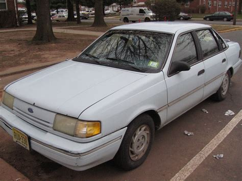 92 ford tempo 1992 ford tempo pictures cargurus