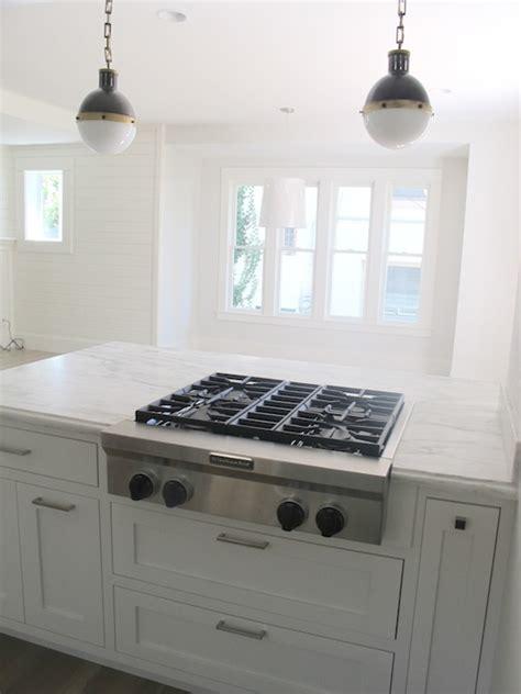 Small Hicks Pendants   Contemporary   kitchen   Benjamin