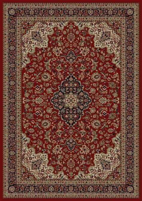 concord classics 2080 medallion kashan area rug
