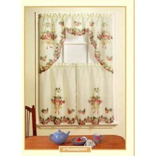 Kitchen Curtains Sears Martha Stewart Collection Kitchen Curtains From Sears