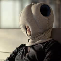 Ostrich Pillow by Ostrich Pillow Invention Means Can Nap