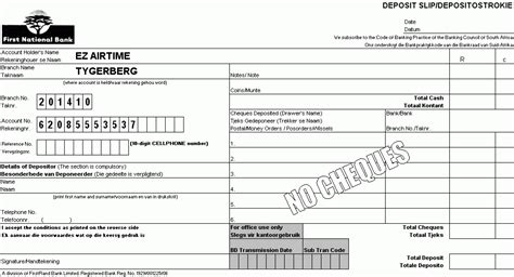 withdrawal slip template sle with deposit ticket routing number pictures to pin